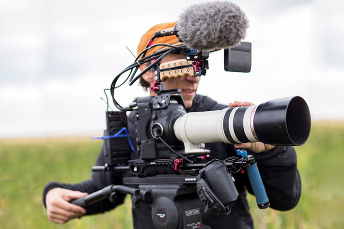 Danny Schmidt, an environmental cinematographer by chance 10