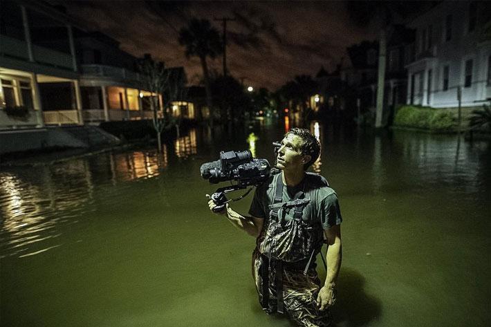 Danny Schmidt, an environmental cinematographer by chance 12