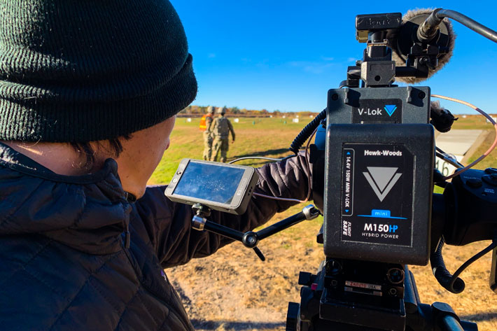 Danny Schmidt, an environmental cinematographer by chance 13