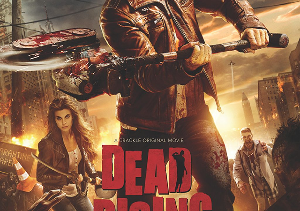 """Dead Rising: Watchtower"" film attracts online viewers 1"