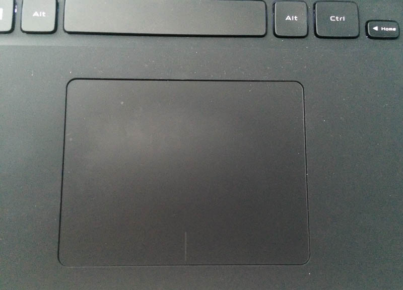 Dell trackpad