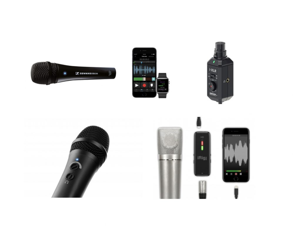 How to pick a handheld digital mic for a smartphone/tablet 1
