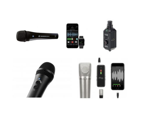 How to pick a handheld digital mic for a smartphone/tablet 65