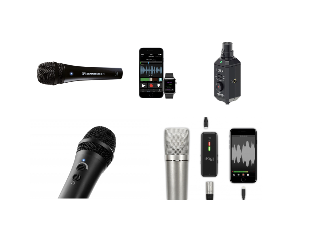 How to pick a handheld digital mic for a smartphone/tablet 10