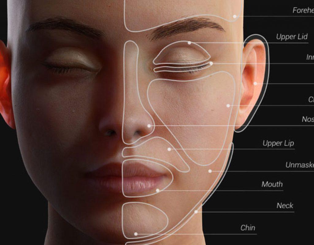 A new digital human shader for realtime human rendering
