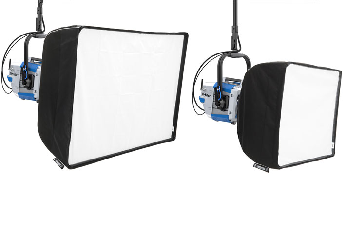 DoPchoice unveils series of light influencer tools for ARRI Orbiter 1