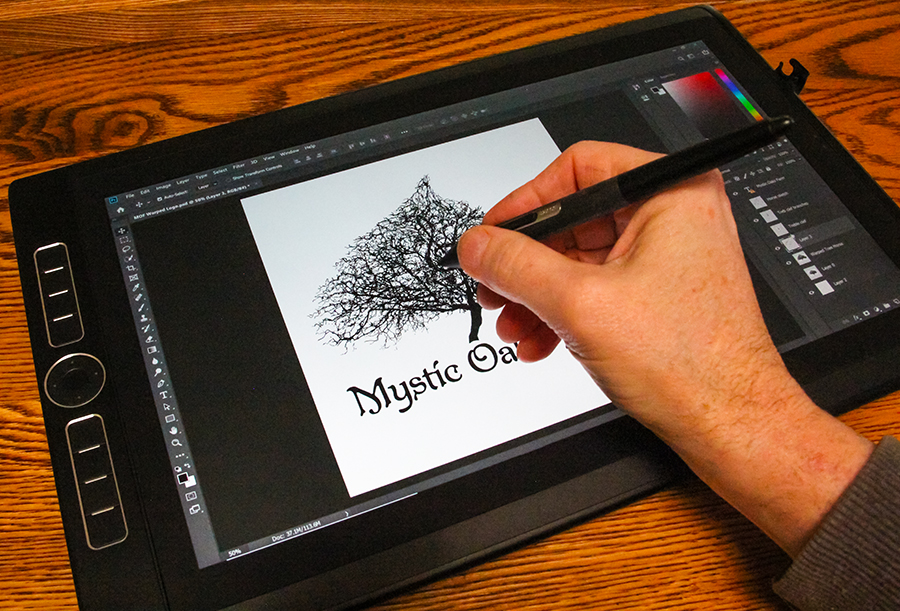 First Look: Wacom MobileStudio Pro 16 by Jeff Foster