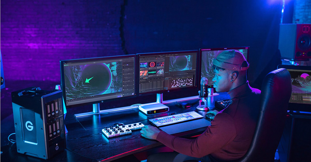 What Does the Ultimate Video Editor's Workstation Look Like? 2