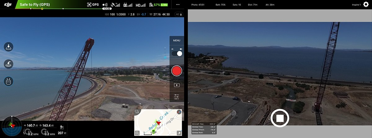 How to shoot and create aerial 360 panoramas - Part 1 3