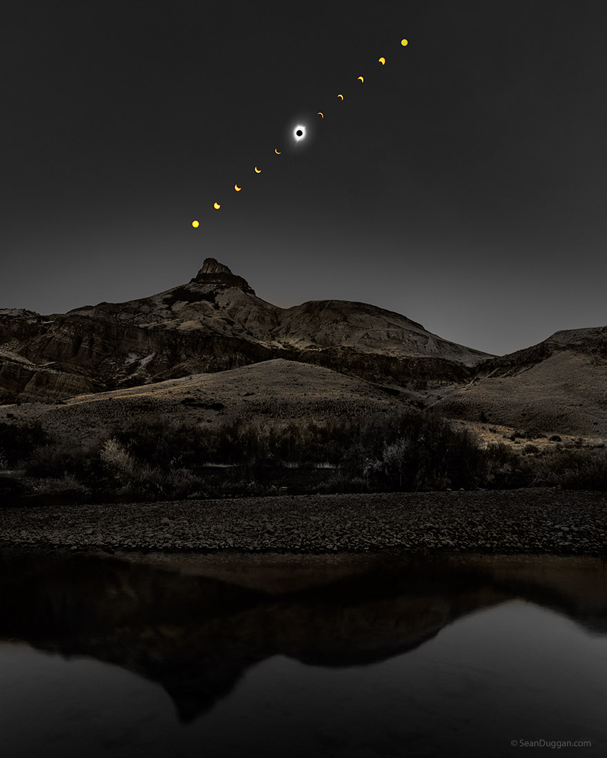 The Sun & Moon: Artistry of the 2017 Solar Eclipse 15