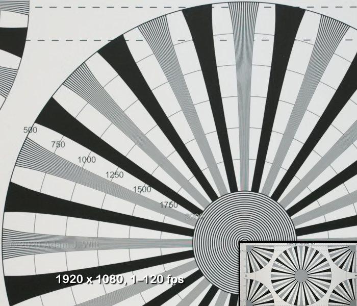 E2-M4 1080p resolution chart