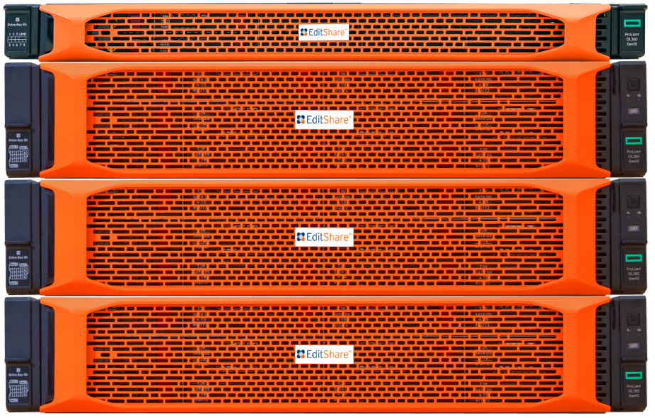 To Cloud or Not to Cloud. The current state of Enterprise NAS Media Production Platforms. 89