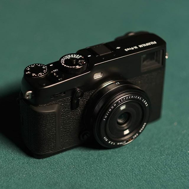 Hands On: Fujifilm XPro 3 3