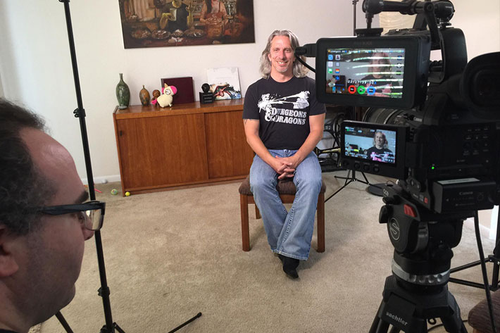 Kelley Slagle on making Eye of the Beholder: The Art of Dungeons and Dragons