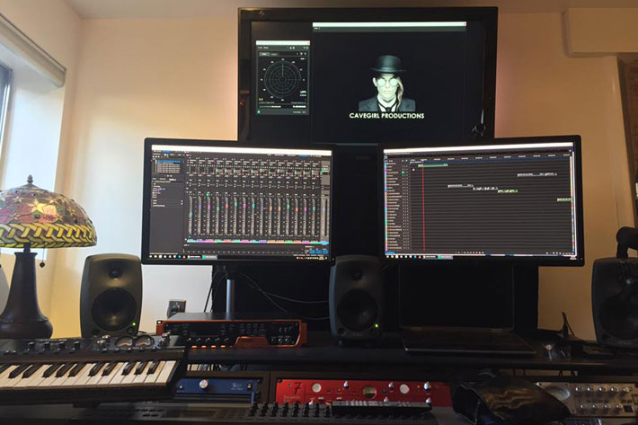 Seth C. Polansky: cleaning 120 hours of sound in Eye of the Beholder