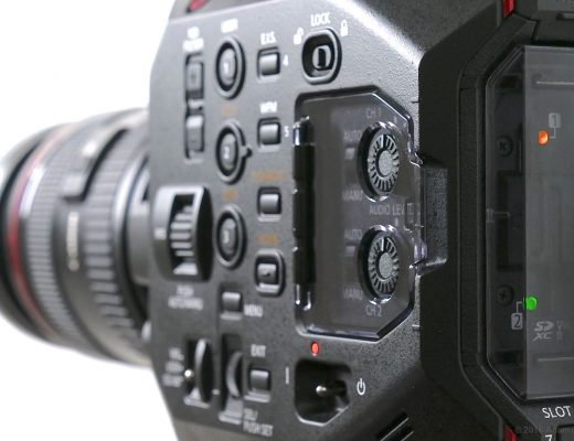 Review: Panasonic AU-EVA1 4K Cine Camera