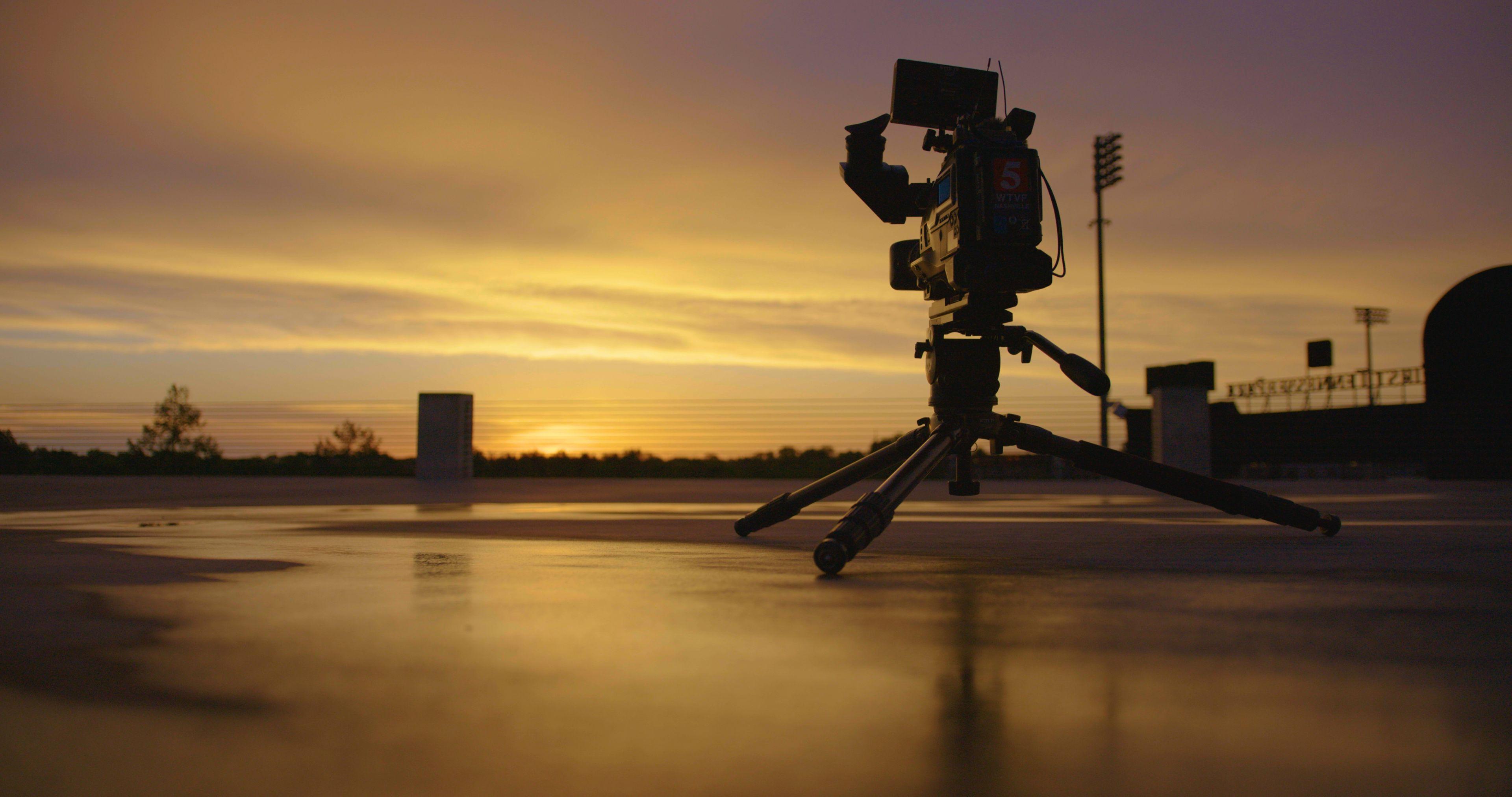 A Panasonic EVA1 Camera Review - A Shooter's Camera