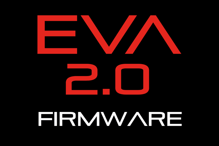 EVA 2.0 firmware logo