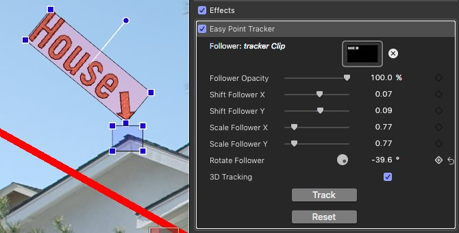 Quick Look: EasyTracker for FCPX by Adam Wilt - ProVideo