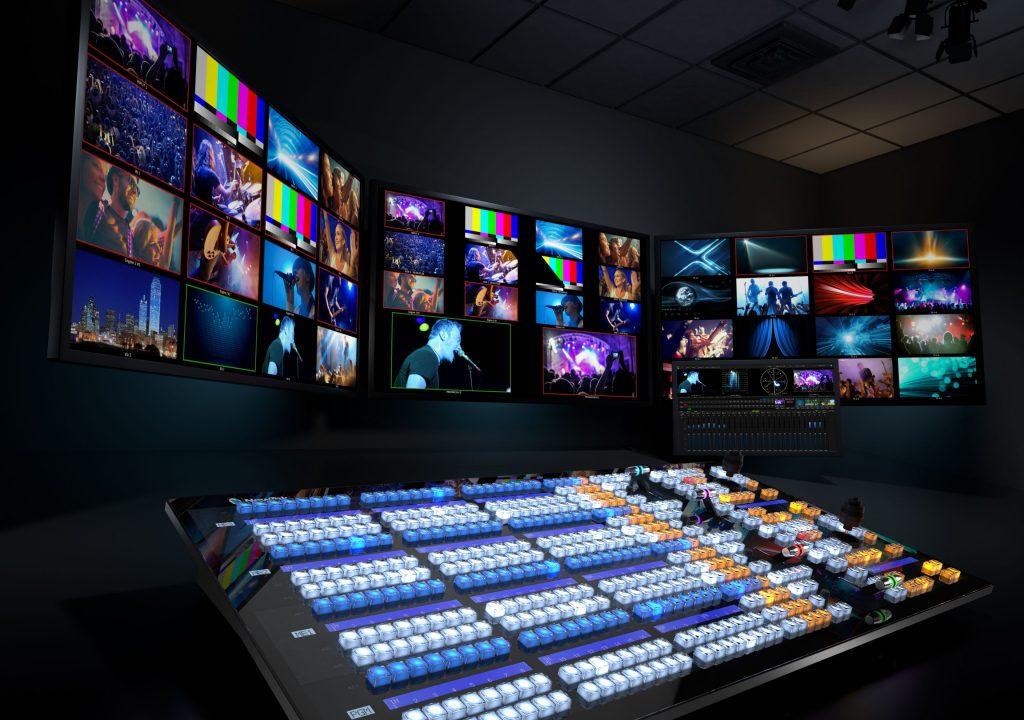 NewTek introduces IP Series modular video production system 3