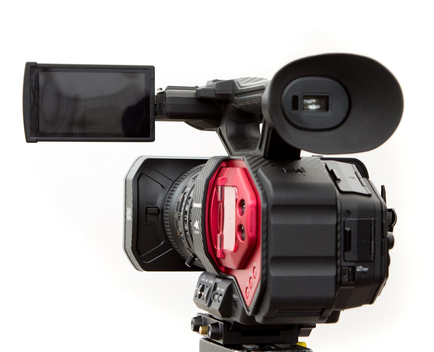 Panasonic's 4K DVX-200 camera review