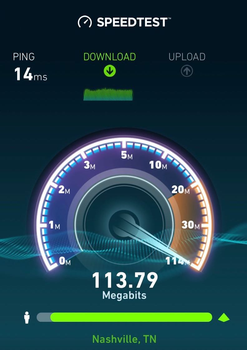 Eero speedtest 01
