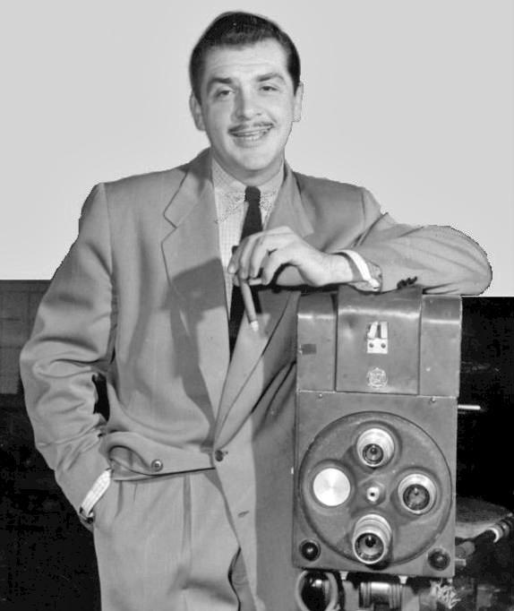 Ernie kovacs 1956cc