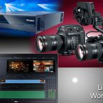 Events: Canon, Newtek, ICG Lighting, Blackmagic