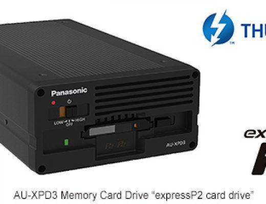 XPD3 Card Reader