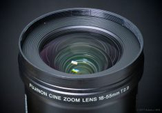 Review: Fujinon MK18-55mm T2.9 E-mount cine zoom