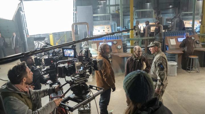 The Cinematography of FATMAN // Johnny Derango Interview 1