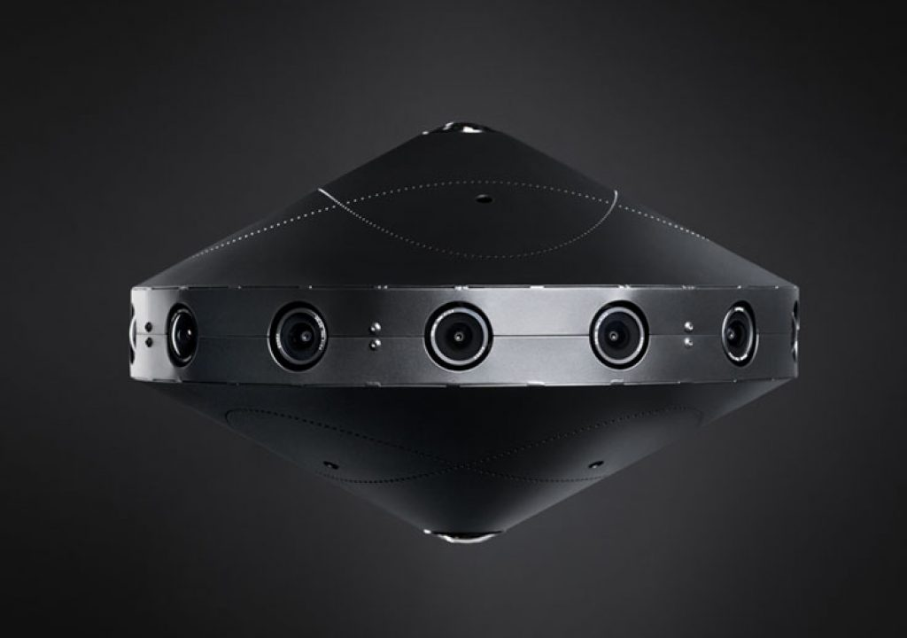 Facebook announces new 3D 360º VR camera rig and end-to-end workflow 1