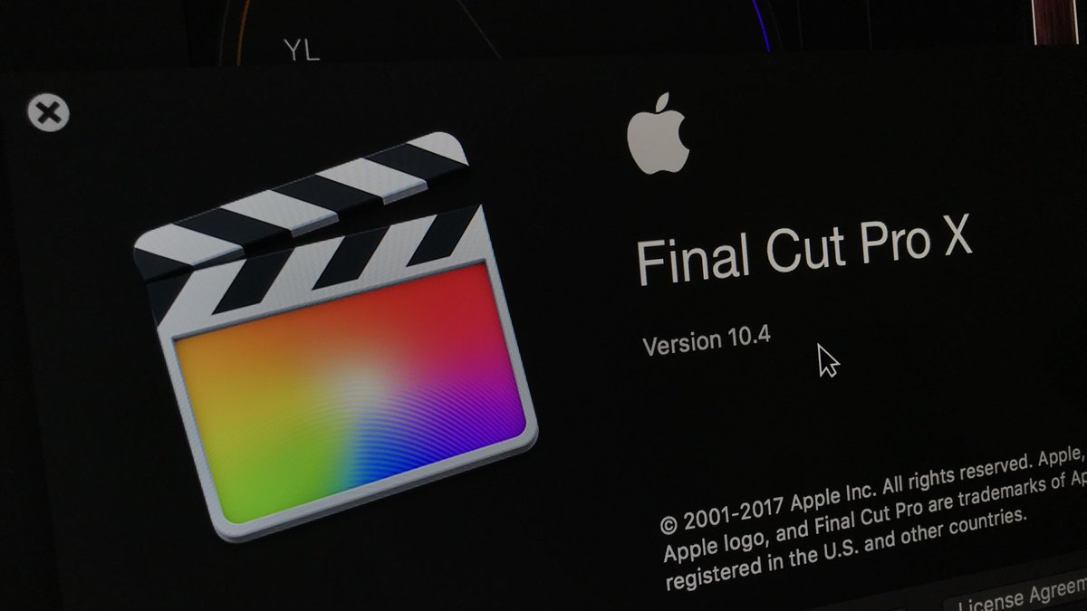 Final Cut Pro X 10 4 announced and demoed at the FCPX