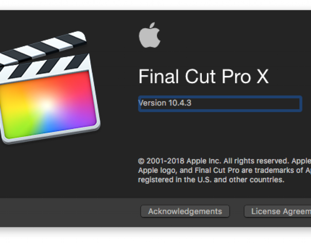 As FCPX turns 7, Apple gives us ProRes Raw, but what's really changed? 13