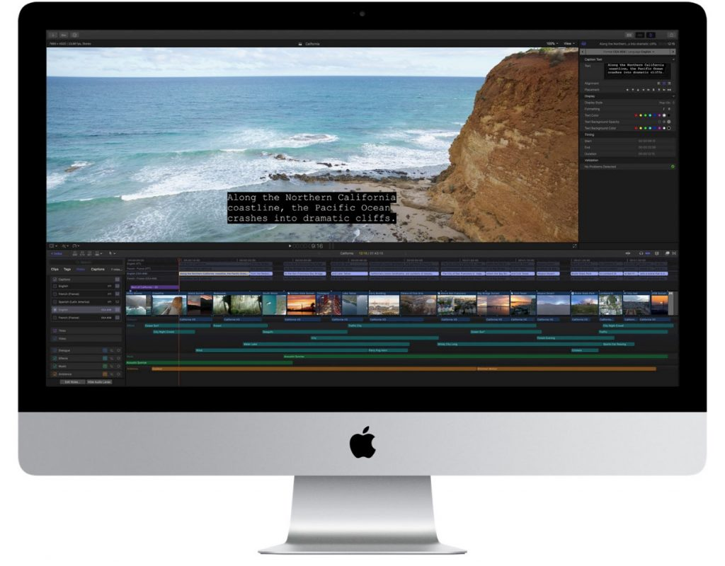 Apple prepares a new Final Cut Pro X update for NAB 2018 11