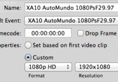 PsF's missing workflow, Part 10:  FCP X