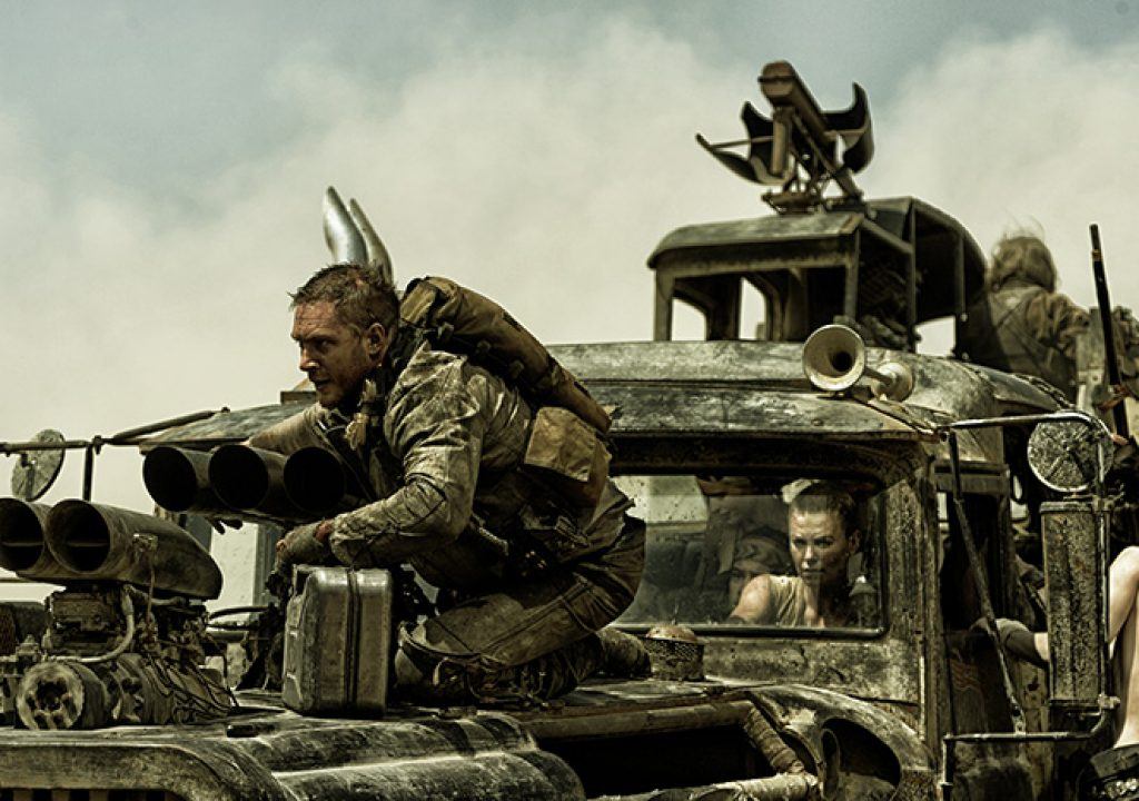"ART OF THE CUT with MARGARET SIXEL, editor of ""MAD MAX: FURY ROAD"" 1"