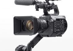 Just announced: Sony PXW-FS7 II LSS 4K camcorder