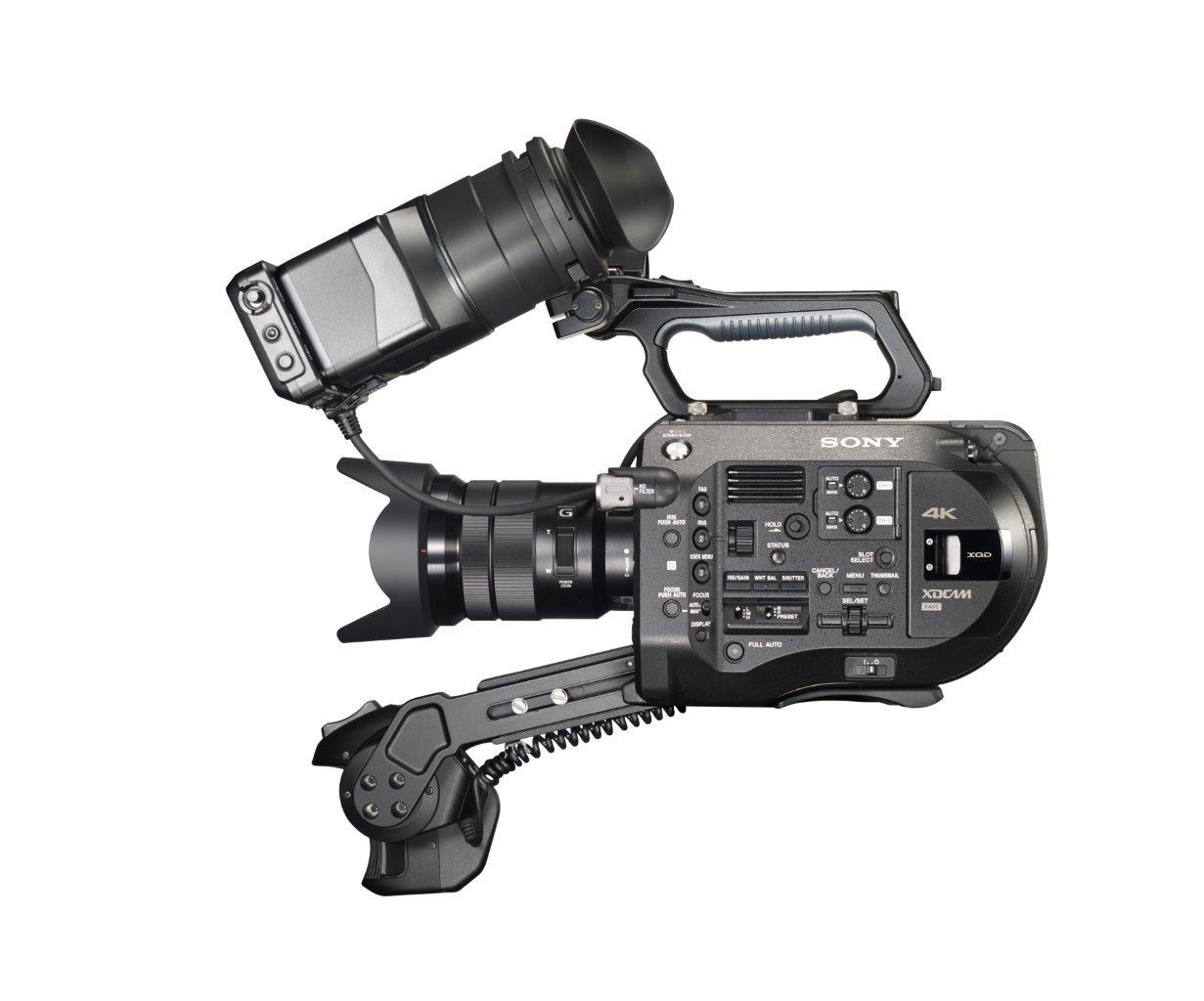 FS7 Camera Lens1
