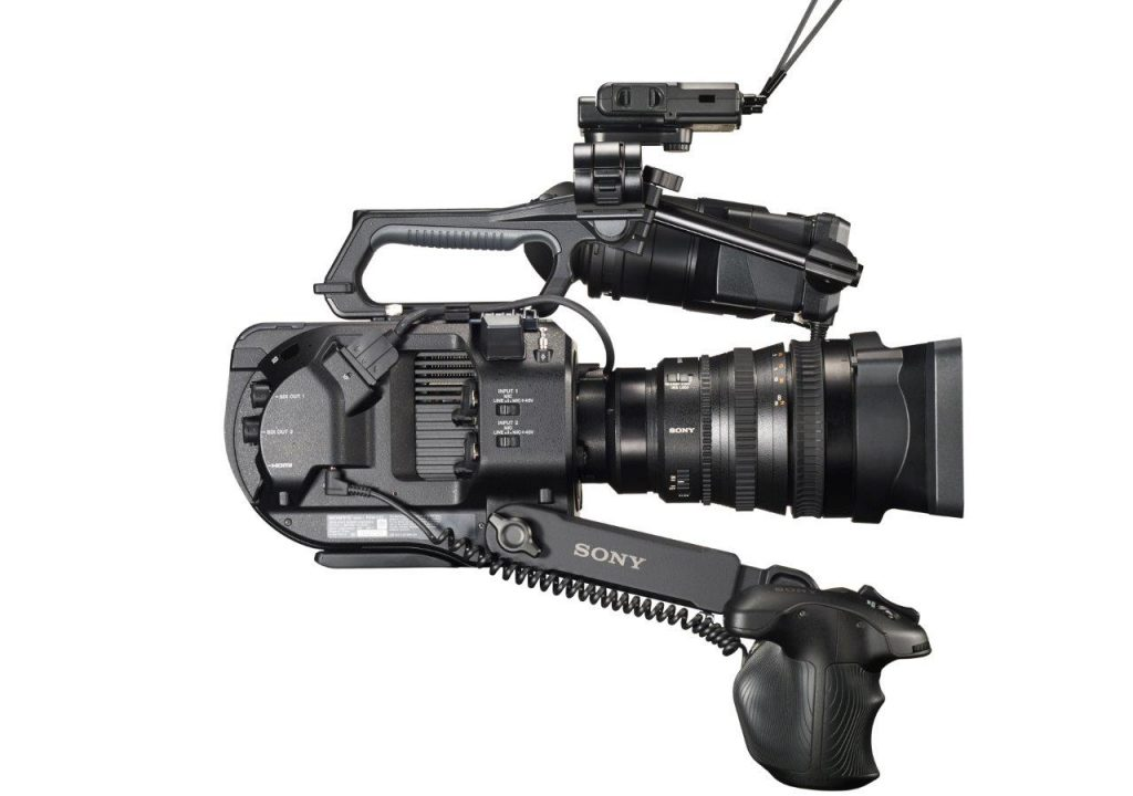 Talking 4K, the FS7 development process, future camera features and more with Sony Professional 4