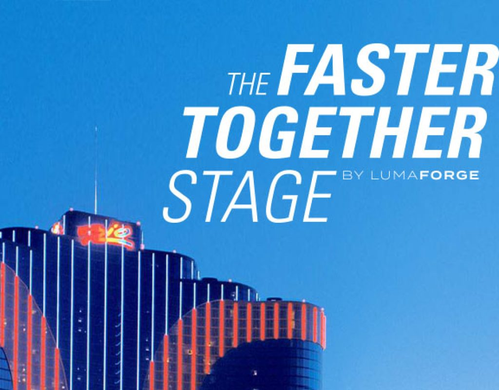 The Faster Together Stage