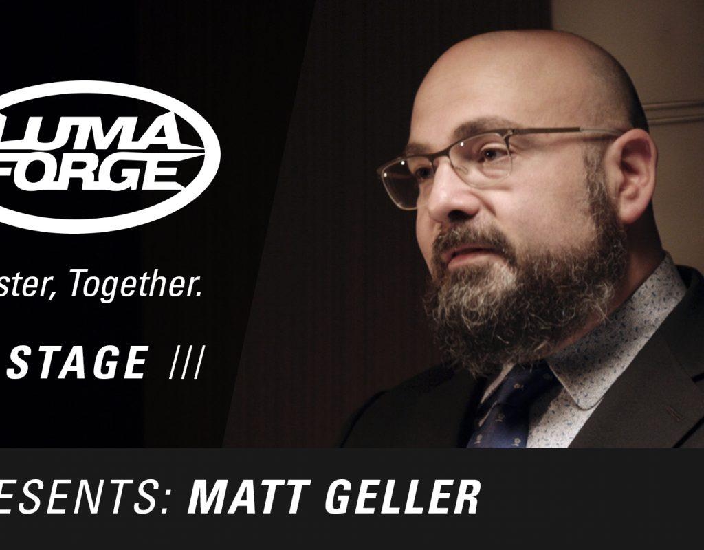 Matt Geller: Small Workgroup Asset Management Using KeyFlow Pro 1