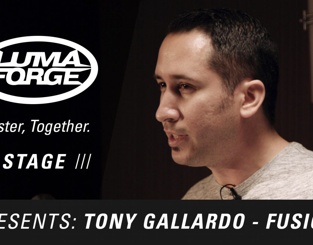 Tony Gallardo: Blackmagic Fusion for AE Artists 1
