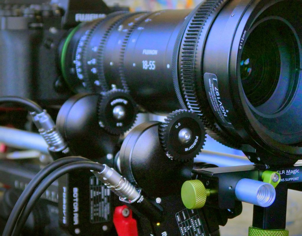 Fujinon's MK lenses paired with SLR Magic's Anamorphot bring widescreen magic to low budget filmmaking 3