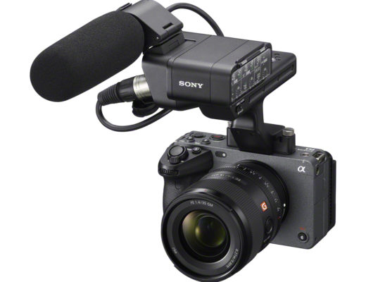 The New Sony FX3, A First Look At The Cinema Camera 55