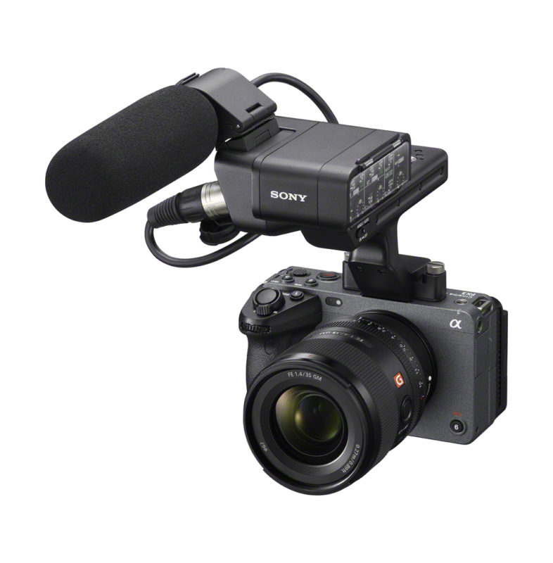 The New Sony FX3, A First Look At The Cinema Camera 1