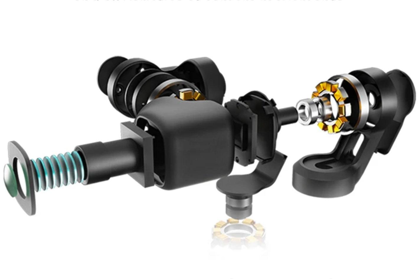 FeiyuPocket 2S: world's first detachable gimbal camera