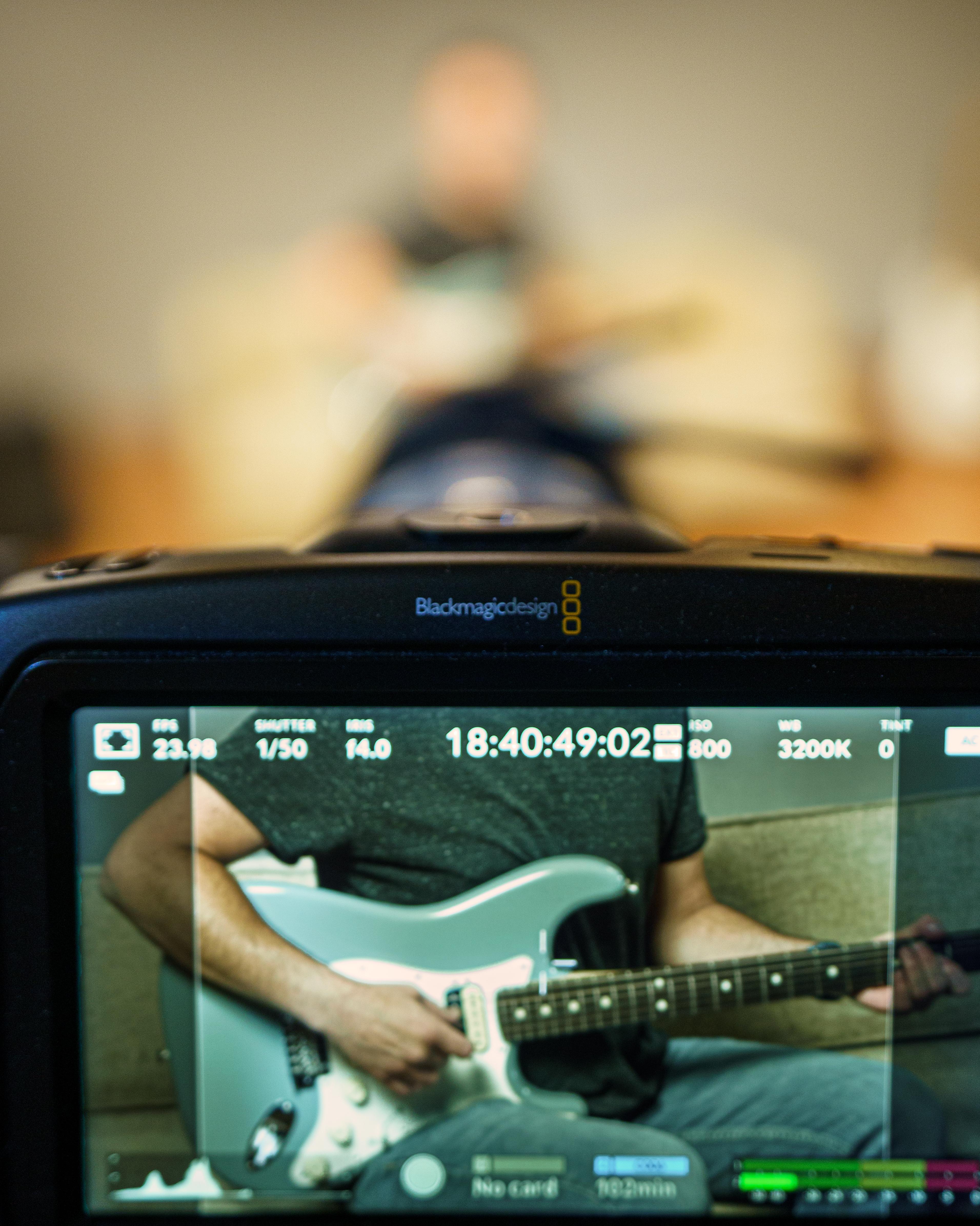Blackmagic Fender
