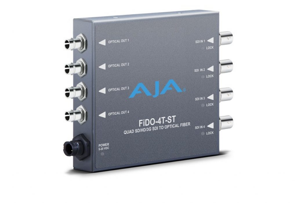 AJA Launches New Mini-Converters at NAB 2015 1