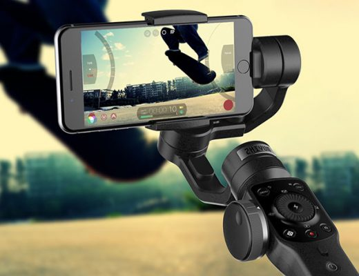 ZHIYUN and Filmic offer cinema-quality stabilization to mobile filmmakers